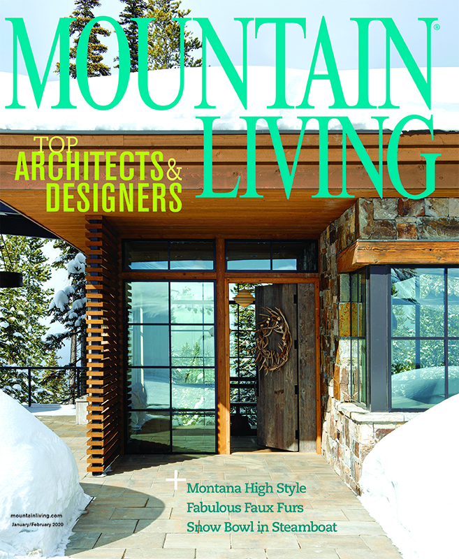 Mountain Living 2020 Top List