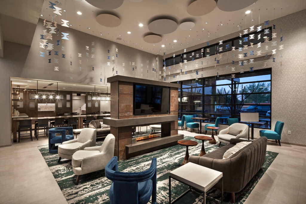 Experts Get Creative With Social-distanced Hotel Design