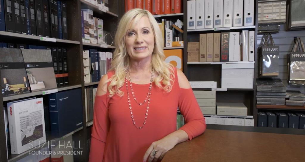 Suzie Hall | Founder & President