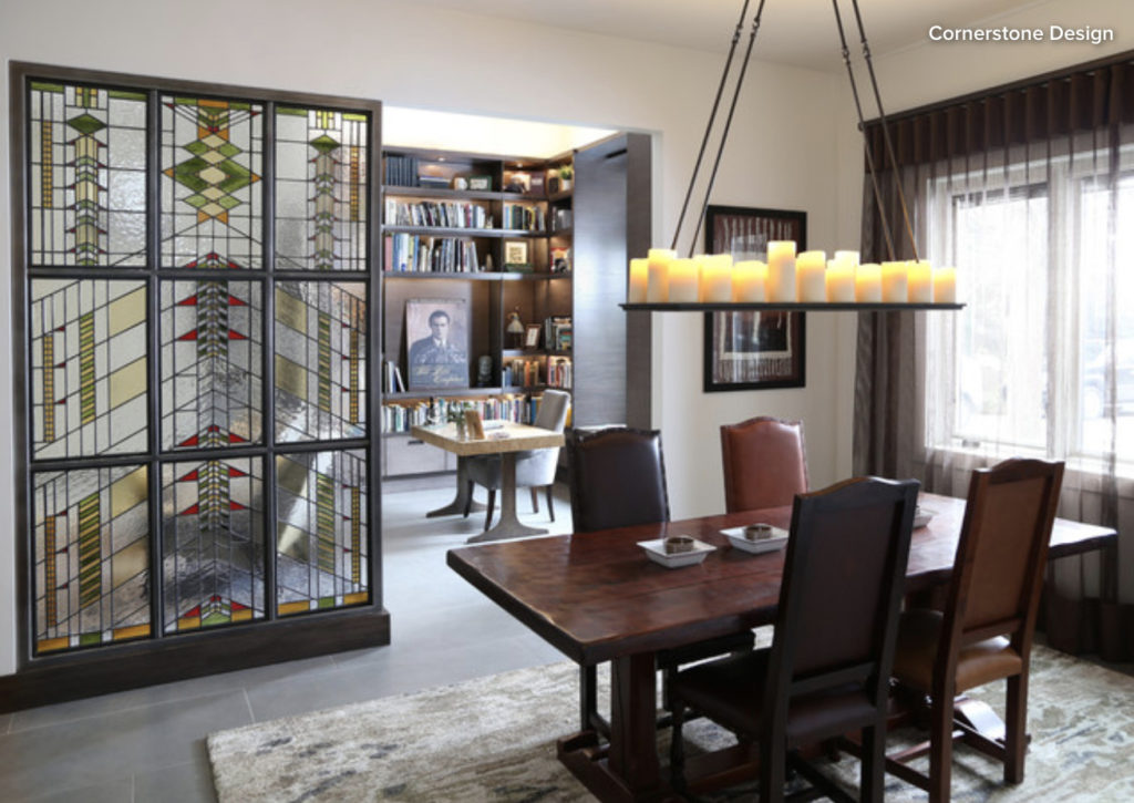 9 Glass Dividers That Help Make More Room